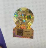 Sécurité laser 3D personnalisé Étiquette hologramme