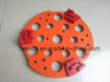 3heads scelgono la macchina per la frantumazione del pavimento multifunzionale del disco di molatura Tlym-250