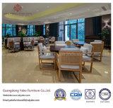 Mobilia di vimini del ristorante con la mobilia del ristorante impostata (YB-C-15-1)