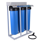 Grande filtro da acqua blu dell'alloggiamento delle 3 fasi (NW-BRL03-LS3)