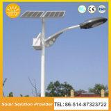 Como-H1a1 El ahorro de energía La energía solar de la luz de la calle