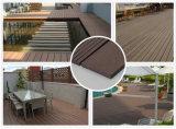 Matériau de construction Plasitic WPC Decking de bois pour le parc privé