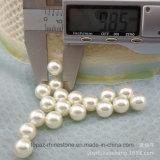 Perle ribattino, tasto di modo delle perle con i perni della branca (bianchi/nero/oro/argento)