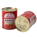 Томатную пасту в консервированных Тин 850gr лучших свежий томатный соус