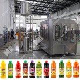 Automatische Fruchtsaft-Wein-Füllmaschine/Zeile