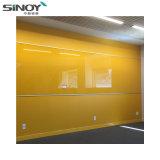 2019 pareti di vetro decorative di colore popolare caldo di vendita appoggiano il vetro verniciato per il portello della cucina