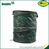 Zak van het Afval van de Tuin van de Bak van Composter van de Tuin van de Zak van de Tuin van de Lage Kosten van Onlylife Pop-up Plastic