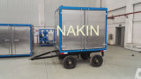 Zym-30 Tipo de móvil de purificación de aceite de transformadores de aceite de máquina, el equipo de reciclaje