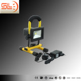 Recargable reflector del LED IP65 10W / 20W / 30W / 50W