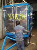 Tipo móvel máquina do reboque do purificador do óleo isolante