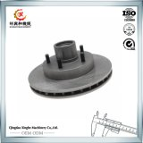 La Chine usine de moulage en acier Pièces auto disque de frein du chariot