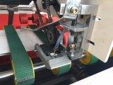 Створка коробки коробки Cx 2800 польностью автоматическая клея машину
