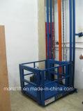 Elevatore verticale idraulico del mezzanine per il sollevamento del carico