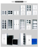 鋼鉄家具のKdの構造の記憶のファイルキャビネットのオフィスの食器棚