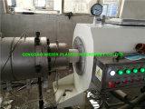 Linha de produção da tubulação do PVC para nosso cliente coreano sul outra vez