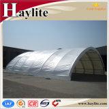 Heavy Duty 30m 100FT PVC croître en plein air tente d'utilisation agricole de serre de jardin