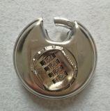 조합 디스크 자물쇠, 스테인리스 304 자물쇠, 조합 통제 알루미늄 S80