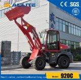 中国の高品質および低価格の車輪のローダー