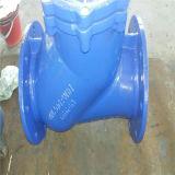 Dn15-Dn600 de Van een flens voorzien Klep van de Controle van de Bal