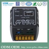 Controlemechanisme PCBA van de Last van de douane MPPT het Zonne