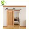 Modernes Platte-Holz 1 Panel-Stall-Tür einschließlich Befestigungsteile