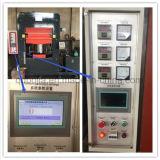 Estrutura de borracha automática da Placa de Tipo de cura de vulcanização hidráulico pressione