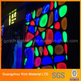 Feuille acrylique couleur pour éclairage / plexiglas en plastique Feuille acrylique PMMA pour publicité