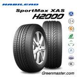 Neumáticos del vehículo de pasajeros del horizonte de los neumáticos de coche del progreso para la venta