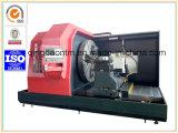 고품질 타이어 형 (CK61100)를 위한 가득 차있는 금속 방패를 가진 수평한 CNC 선반