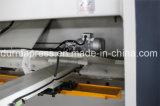 Preço de corte hidráulico da máquina QC11y-8X6000 para a estaca de alumínio da placa