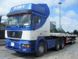 최고 가격 Shacman 380HP 6*4 트랙터 트럭