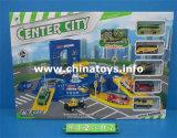 Новый элемент пластмассовые игрушки контакт автомобильная стоянка с (9125123)