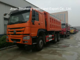 тележка Tipper Zz3257n3447A1 336HP Sinotruk (CNHTC) HOWO 6X4