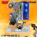 Halb automatischer Aufkleber-Etikettiermaschine, mit Code-Drucker