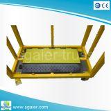 Kabel Protector/100% de Ruwe RubberBeschermer van de Kabel van het Kanaal van 2.3.4.5 van de Beschermer van de Kabel
