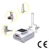 피부 바짝 죄기를 위한 휴대용 얼굴 이산화탄소 분수 Laser (MB07)