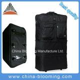 Bagagli espansibili della valigia del sacchetto a ruote rotolamento esterno di corsa