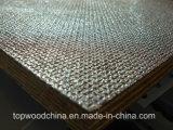Alta calidad de 12mm-18mm película antideslizamiento de contrachapado de madera contrachapada frente/ Eucalipto / madera contrachapada de concreto