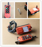 6 Drucktasten Industrial Wireless Radio Crane Remote Control für Crane