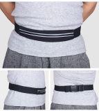 Saco Multifunctional impermeável Running da correia de cintura dos esportes de Lycra+TPU