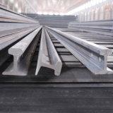 Da alta qualidade direta do fornecedor da manufatura trilho de aço Railway para a venda