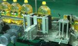 De automatische Vlakke en Ronde Machine van de Etikettering van de Fles