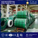 Precio inoxidable de la bobina de la hoja de acero 310 por tonelada