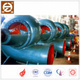 Hw / Bomba elétrica de palheta hidráulica de fluxo misto horizontal com circulação