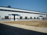 Пакгауз стальной структуры качества конструировал Qingdao Tailong
