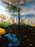 Equipamento de jogo ao ar livre Escalada de crianças com CE