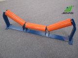돌 플랜트를 위한 벨트 콘베이어 장비 Troughing 유휴 상태인 롤러 프레임 또는 지원 또는 부류