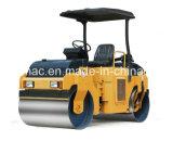 Китай высокого качества торговой марки Topmac Tandem Вибрационный дорожный каток