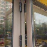Gutes Oberflächenbehandlung-Doppelt-Aluminiumflügelfenster-Tür, Aluminiumtür, Tür K06006