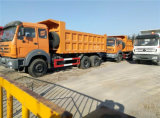 Тележка Tipper сброса тонны 6X4 Beiben 30 Camion Конго